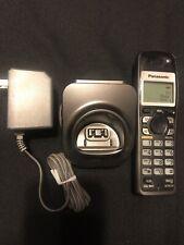 Panasonic Expansion Handset Cordless Phone W/Cradle PNLC1001YAT Batteries Incl