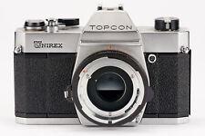 Topcon Unirex EE Body Gehäuse Spiegelreflexkamera SLR Kamera OVP