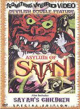 Asylum of Satan/Satan's Children DVD, Joyce Molloy, Nick Jolley, Charles Kissing