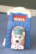 Disney McDonald's McD 102 Dalmatian Toy #81 Mailbox Letter Puppy w Underwear
