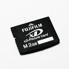 Original Fujifilm 2GB Xd-Picture Card Type M, 2GB XD Card, Memory Card