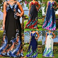 NEW Angela Evening/Cocktail Long Women Maxi Dress Size Plus 6 - 26 M - XXXL US