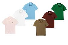 LACOSTE Herren Poloshirt Polo Hemd Classic Fit L1212 sport poloshirt neu