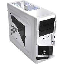 AMD Quad Core Custom Built Gaming PC Computer Desktop 16GB 2TB White