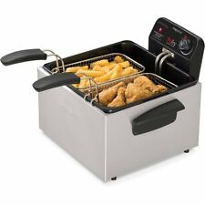 price of 05466 Dual Deep Fryer Travelbon.us
