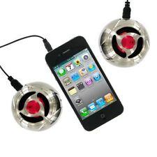 KitSound KS DUO mmetal Mini Speaker Stereo per Smartphone/MP3 & More-Argento