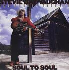 Stevie Ray Vaughan - Soul To Soul(200g Limited Edition Vinyl 2-LPs-45rpm)