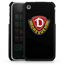 Apple iPhone 3Gs Premium Case Cover - Dynamo Schwarz