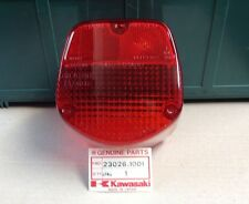 Plastica fanale post. - Lens, Tail Lamp - Kawasaki KZ400  NOS: 23026-1001