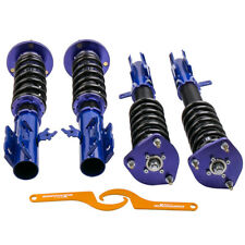 For Toyota Camry 92-01 Coil Over Spring Adj. Height Shock Absorbers Coilovers