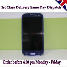 For Samsung Galaxy S3 i9300 Screen Replacement LCD Digitizer Touch  Blue