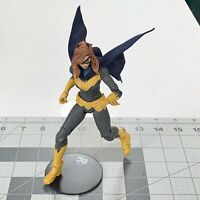 Wired Fabric Cape Upgrade For DC Multiverse Batgirl Action Figure (Cape Only)