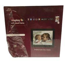 Nixplay W12A WiFi - Cloud - Digital Picture Frame - 12 Inch Display