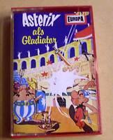 Asterix Hörspielkassette MC Folge Nummer 3 - als Gladiator - von Europa