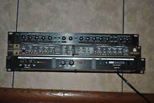 sonic maximiser maxie model 402 alesis 3630 compresser and peevey deltax digital