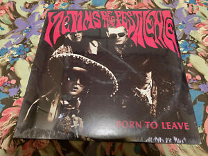 """VICTIMS OF THE PESTILENCE-Born To Leave US 12""""EP Sealed"""