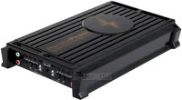 PRECISION POWER PPI P900.4 4/2 CHANNEL 900 W RMS AMP CAR SPEAKER/SUB AMPLIFIER