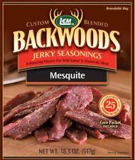 LEM Backwoods Mesquite Jerky Seasoning &Cure Packet for 25lb