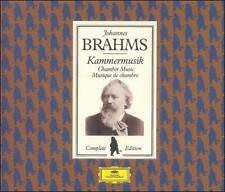 Brahms: Kammermusik (CD, Dec-1996, 11 Discs, DG Deutsche Grammophon)
