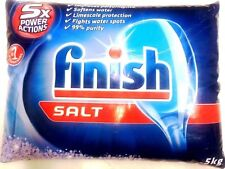 Finish Dishwasher Salt (11 Pounds) Recommended For Bosch Or for a Dishwasher ...