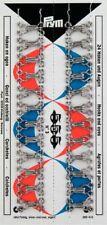 PRYM Crochet et yeux no.3 couleur argent 24 ST 263433