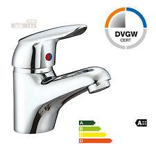 Waschtisch Armatur Wasserhahn Bad DVGW Mischbatterie mit Wassersparfunktion