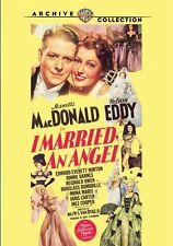 I MARRIED AN ANGEL (1942 Jeanette MacDonald)   Region Free DVD - Sealed
