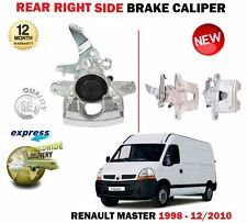 FOR RENAULT MASTER DCI + VAN 1998-2011 NEW REAR RIGHT SIDE BRAKE CALIPER