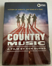 BRAND NEW COUNTRY MUSIC: A FILM BY KEN BURNS 8-Disc DVD Set FREE SHIPPING!
