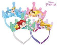 Coroncrine Principesse Heart Tiare Party Festa Compleanno Disney Cerchiett 87890