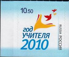 Russia 2010 Mi.#1684 Year of the Teacher stamp mnh