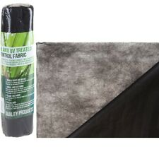 1m x 5m Garden Weed Control Fabric Membrane Ground Cover Sheet Landscape Mulch