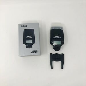 MeiKe MK320 MK-320 TTL Mini Flash Speedlite For Sony Camera