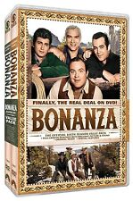 Bonanza The Official Sixth Season 6 Six DVD Set Series Westerns Video TV Show R1