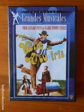 DVD EL VALLE DEL ARCO IRIS - FRED ASTAIRE - COMO NUEVA (G3)