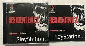 Resident Evil 2 N°10973 PS1 Incomplet