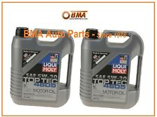 New Liqui Moly Top Tec 4605 German Engine Oil - 5W-30 Synthetic 2244 10 Liters