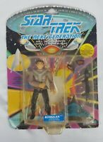 Vintage 1992 Star Trek Next Generation Romulan Action Figure New in Package