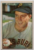 1953 Bowman #16 Bob Friend VG-VGEX Pittsburgh Pirates FREE SHIPPING