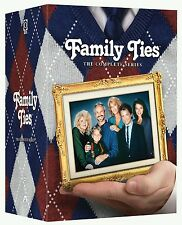 FAMILY TIES COMPLETE SERIES SEASON 1 2 3 4 5 6 7 DVD MICHAEL J FOX 28 DISC R1