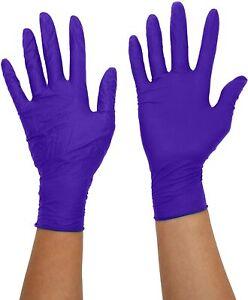 St John Ambulance Nitrile Medium Gloves, Pack of 100