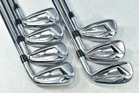 Mizuno JPX919 Hot Metal Pro 4-PW Iron Set RH Stiff Flex N.S. Pro Steel # 111603