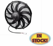 "Spal Electric Cooling Fan 12"" Puller with Curved Blades 1,325 CFM 30102029"