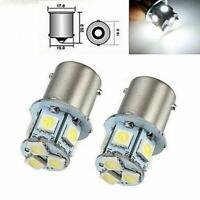 White 1156 1157-5050-8SMD Car Auto Led Brake Light Lamp Signal Turn Tail S6L6