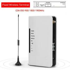 Wireless Fixed GSM 900/1800 MHZ Terminal 2 Ports Connect Home Desktop Phone