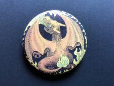 DRACAUFEU / CHARIZARD PIN'S POKEMON CENTER PIN BADGE 2013 COIN POCKET MONSTER