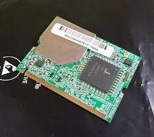 WLAN WIFI Card PCIe Mini aus Notebook Yakumo Green553