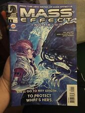 Mass Effect Invasion #1! In VF/NM Condition! WOW! LOOK!
