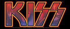 KISS - Logo Sticker - 2.5''x 6''