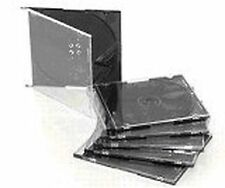 Unico CD Slim Jewel Cases Nero 200 in Scatola